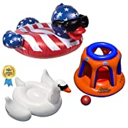 Amazon #DealOfTheDay: Save 20% on Pool Floats from Swimline & GAME