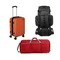Hasta -30% en productos de viaje y deporte de AmazonBasics y demás marcas