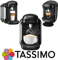 Bosch Electroménager : Tassimo TAS1402 Machine à Café 1300 W, 0,7 L, Noir