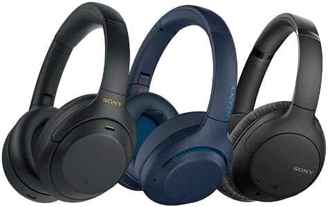 Up to 50% off Sony Noise Cancelling Headphones