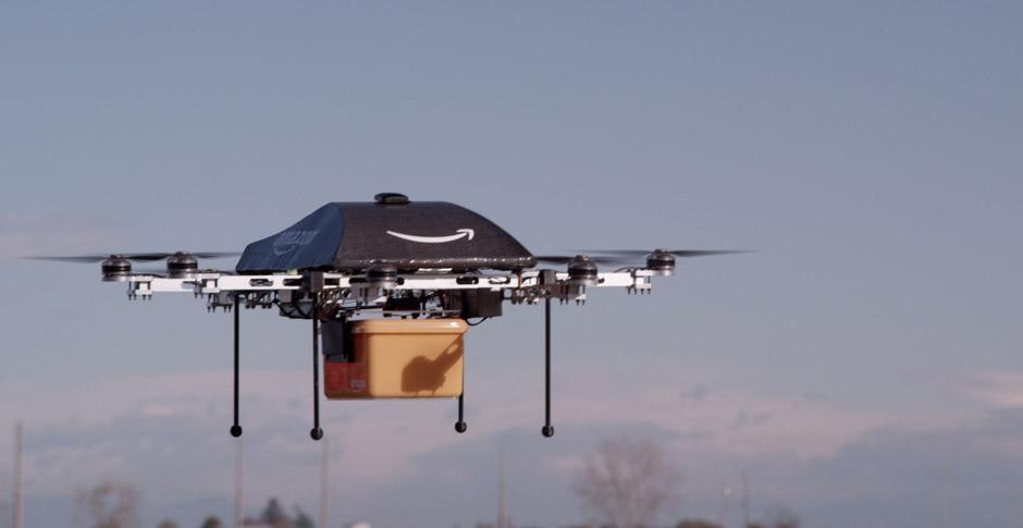 Amazon Drone public relations