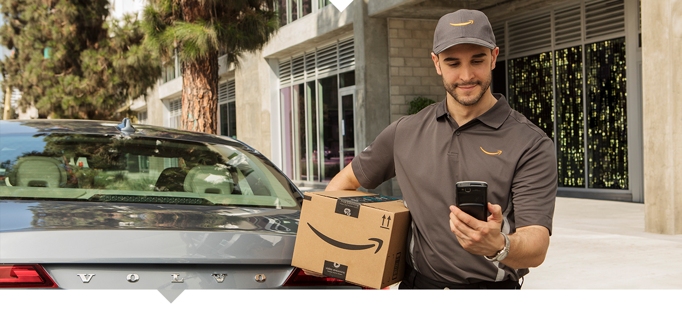 Introducing In-Car Delivery by Amazon