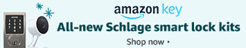 All-new Schlage smart lock kits