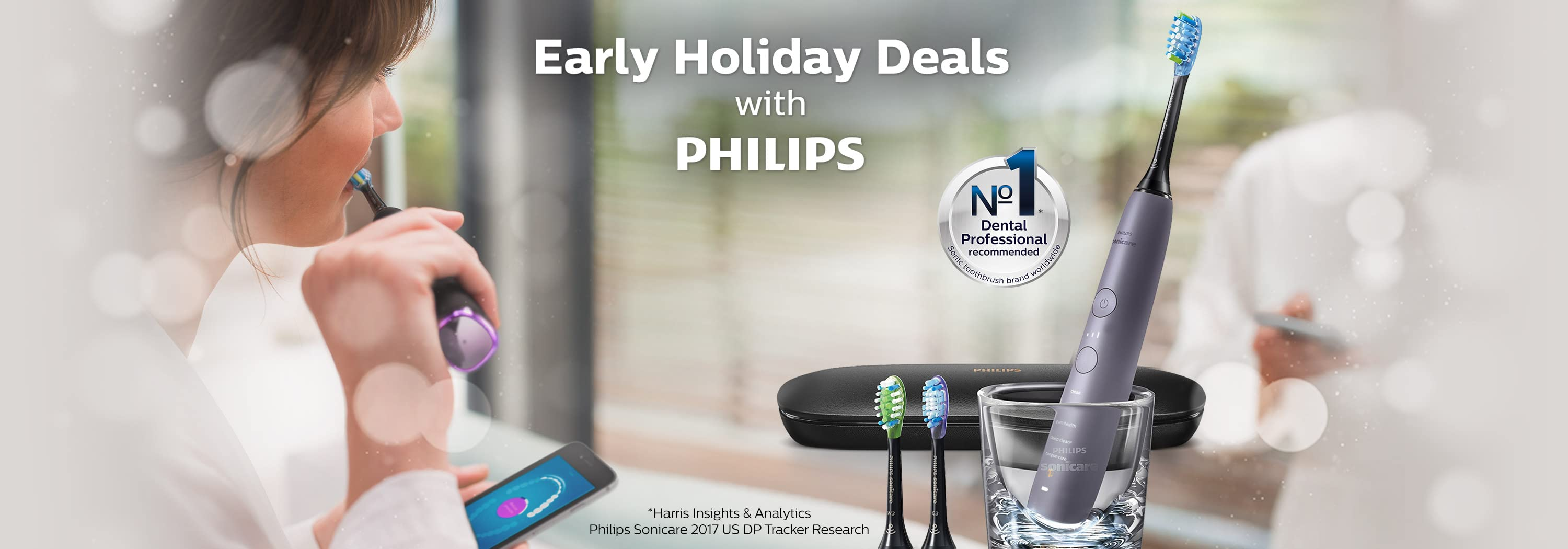 Early Holiday Deals with Philips