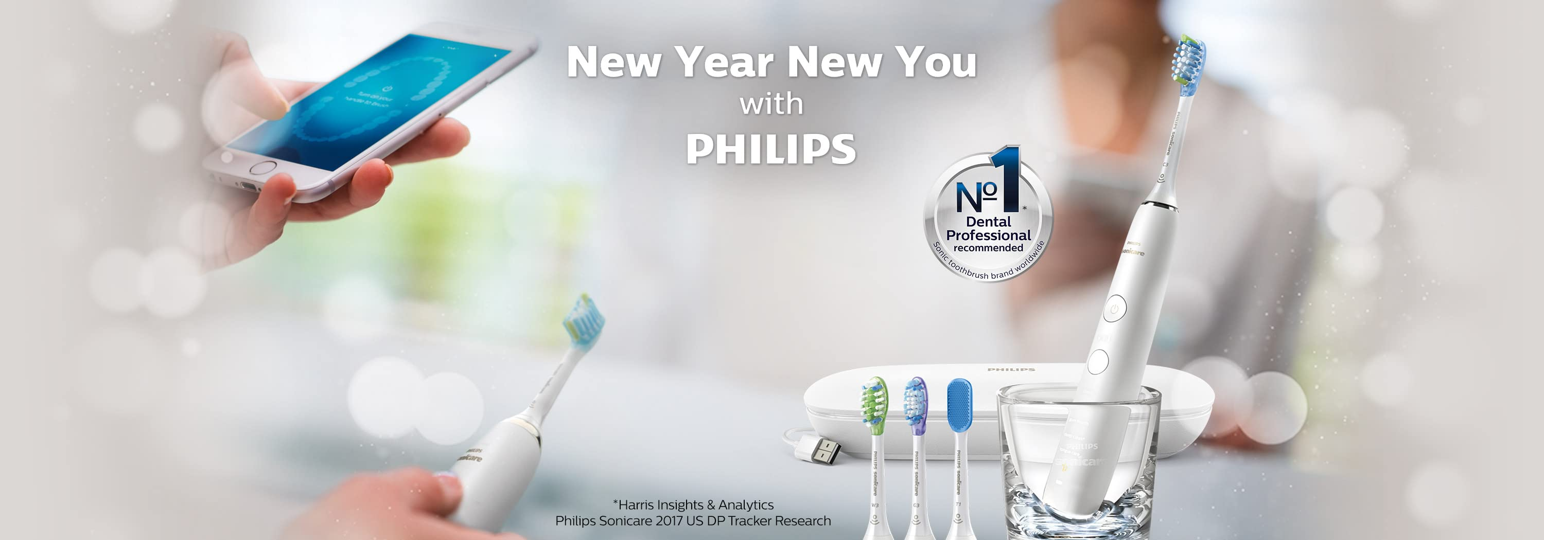 New Year New You with Philips