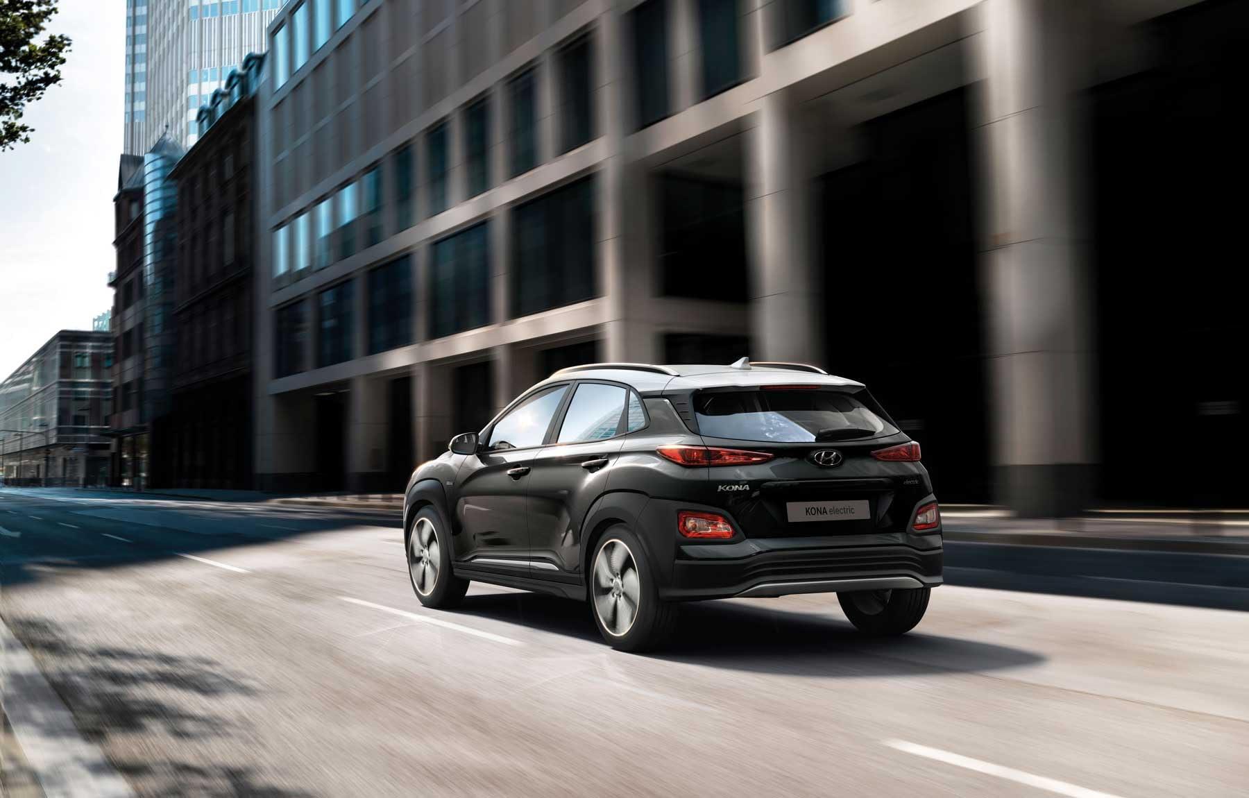 Hyundai KONA electric First Edition 1