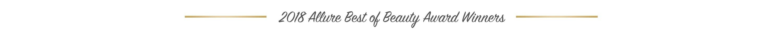 2018 Allure Best of Beauty Award Winners