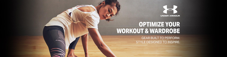 Optimize your workout & wardrobe