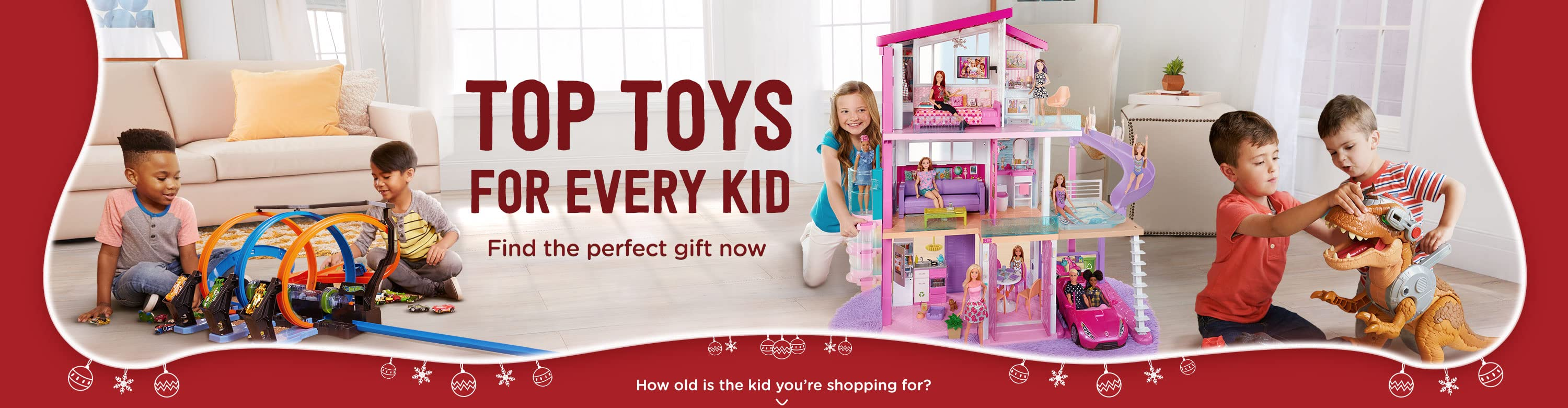 Every kid is unique. Find the perfect gift.