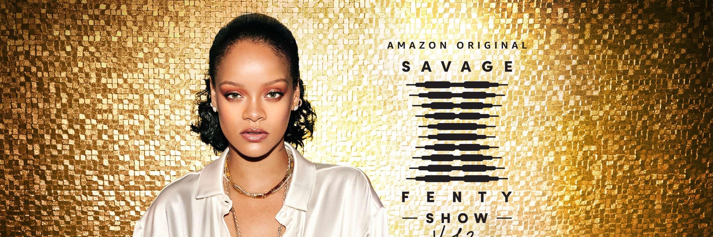 Amazon Original Savage X Fenty Show Volume 2.