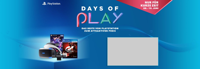 Days of Play Header
