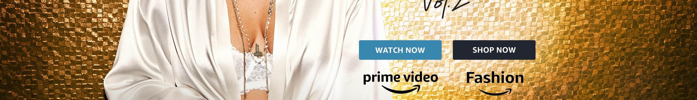 Savage X Fenty on Amazon Prime Video.