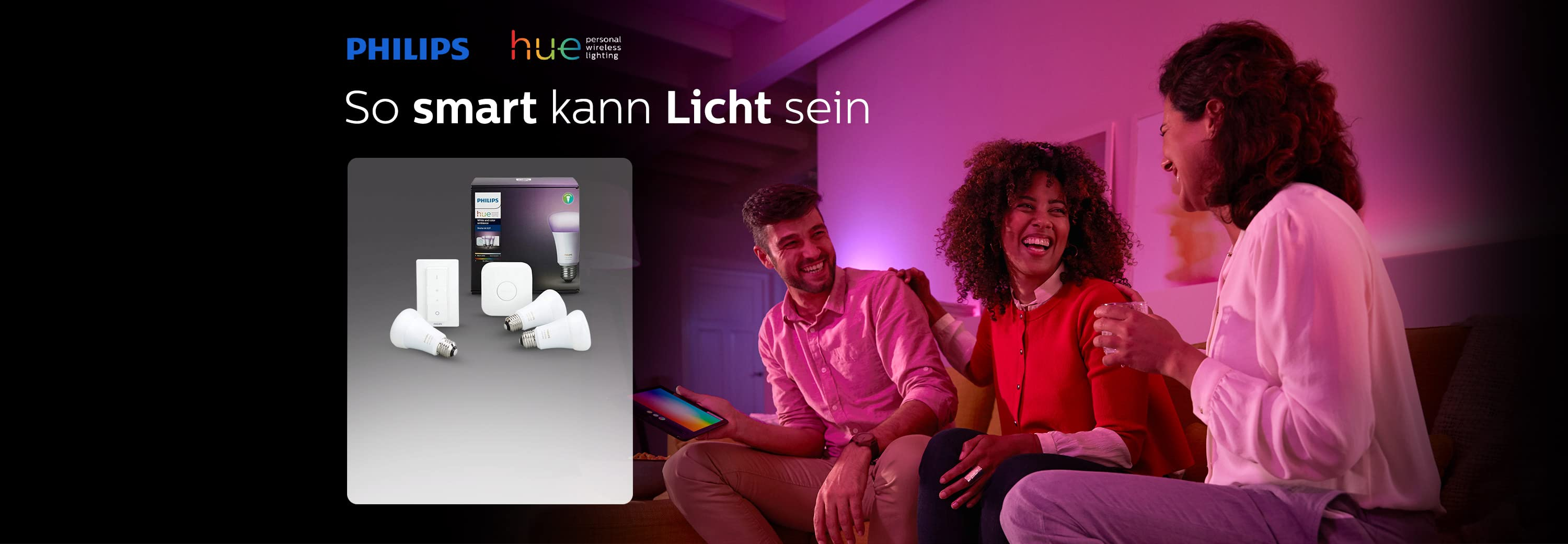 Philips Hue Hero.