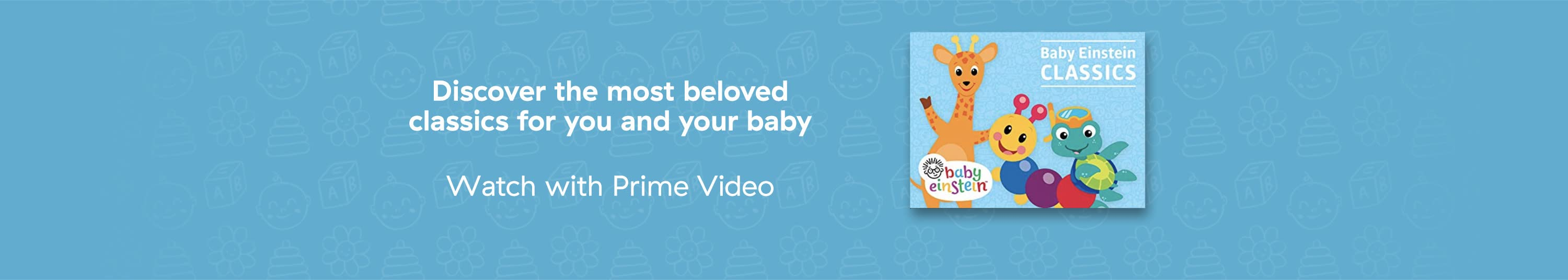 Discover the most beloved classics for you and your baby