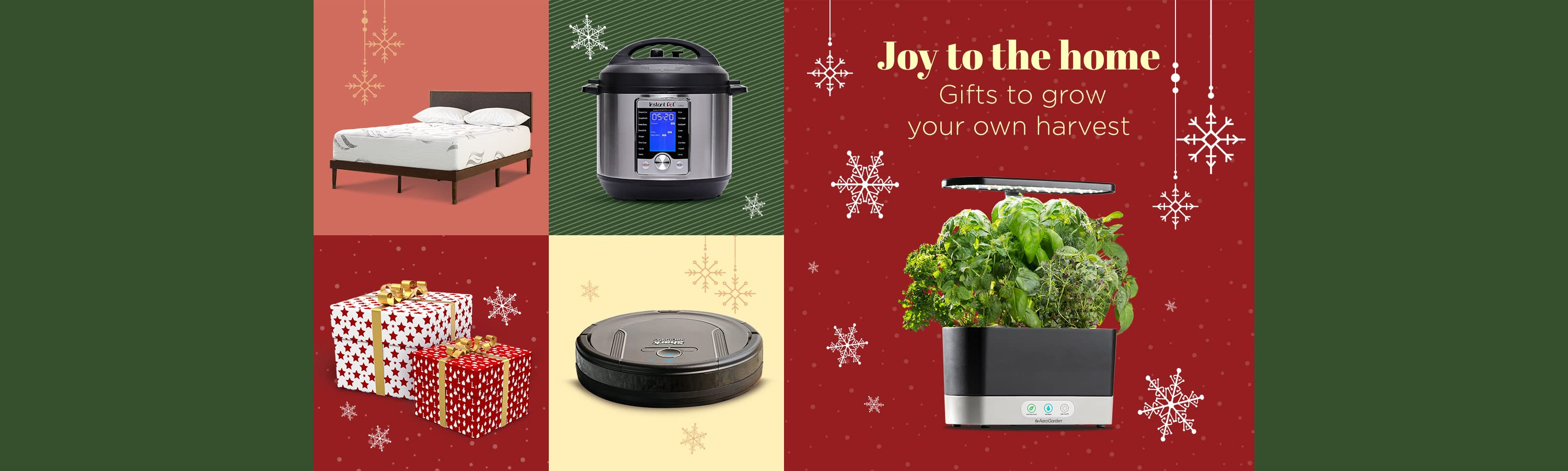 Joy to the home  Gifts to grow your own harvest