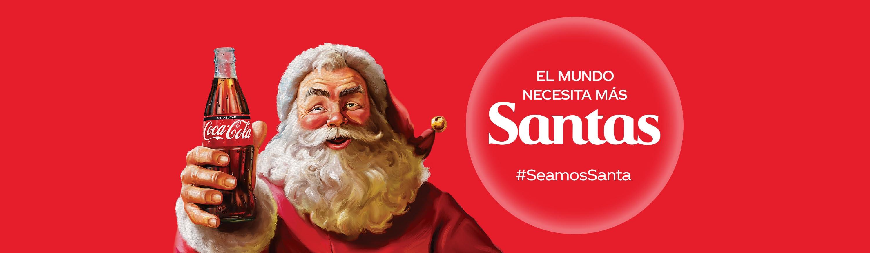 El mundo necesita más Santas #SeamosSanta