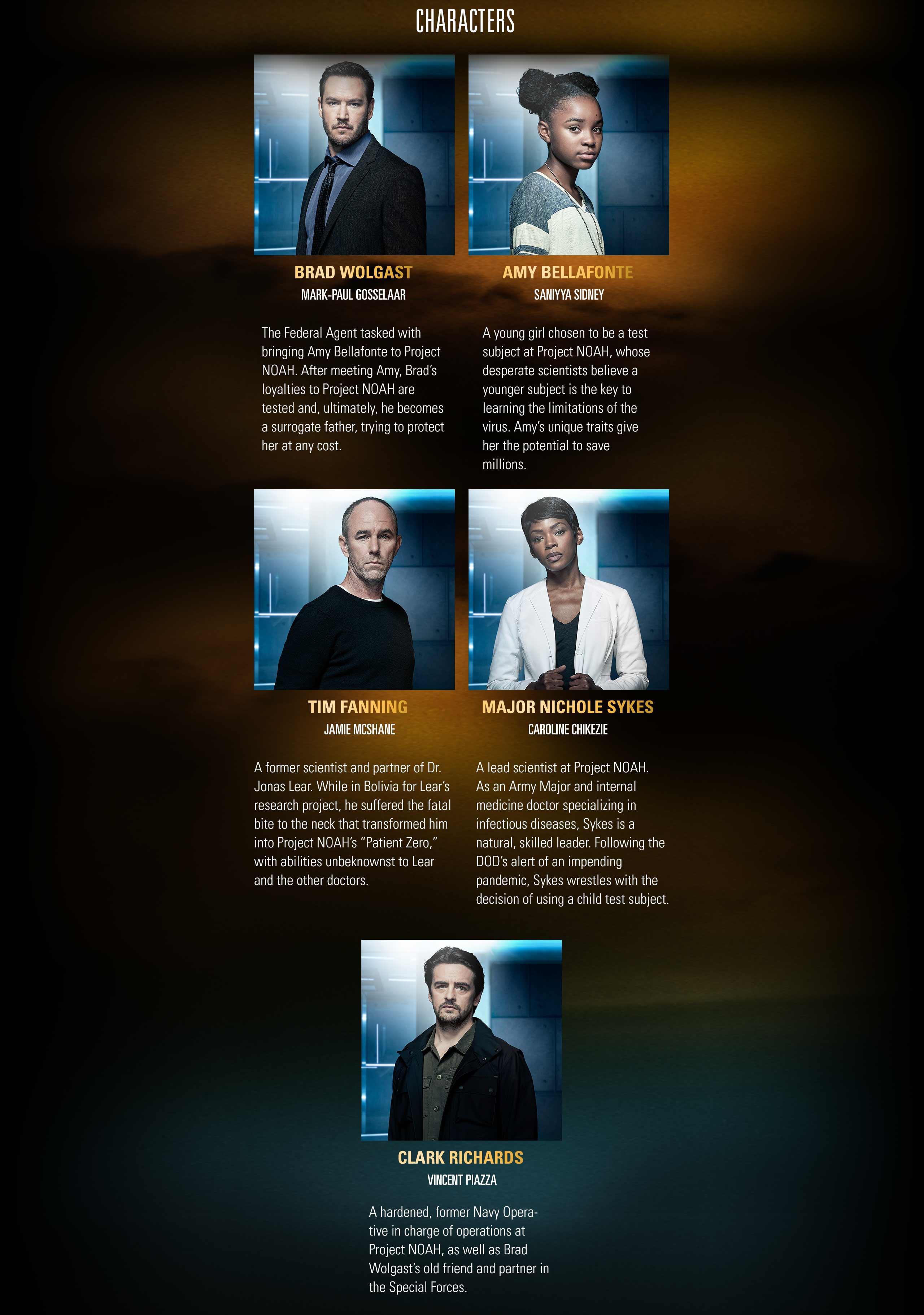 f1289e4718a The Passage on FOX – Series Premiere Monday