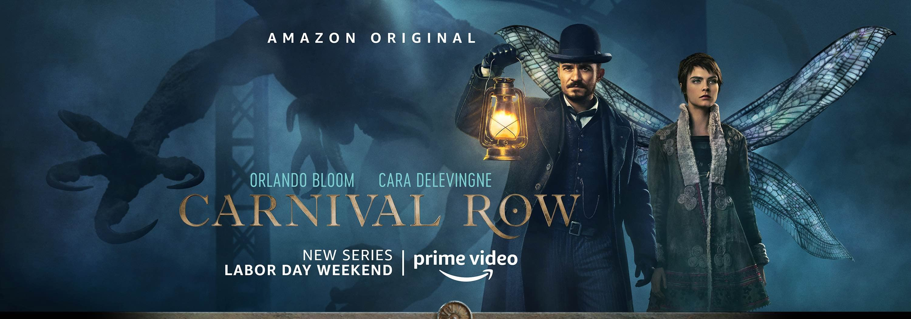 Carnival Row on Amazon Prime