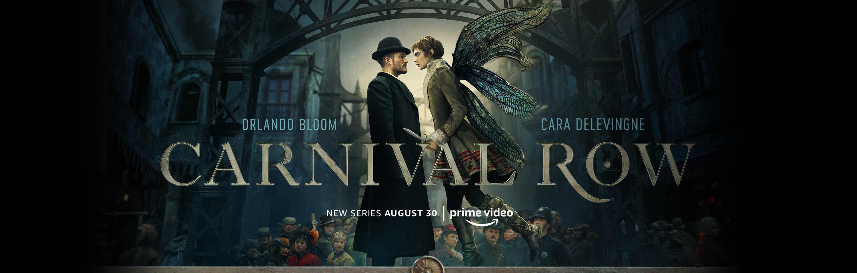 Carnival Row on Amazon Prime