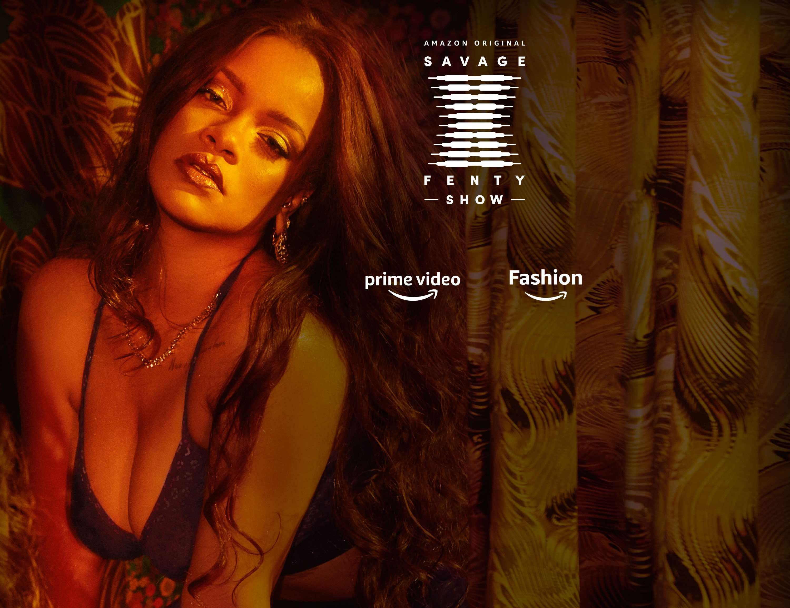 Watch the Savage X Fenty show September 20th on Amazon Prime Video