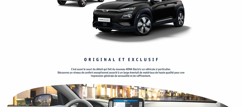 Hyundai Kona electric First Edition Amazon - Exterieur 2