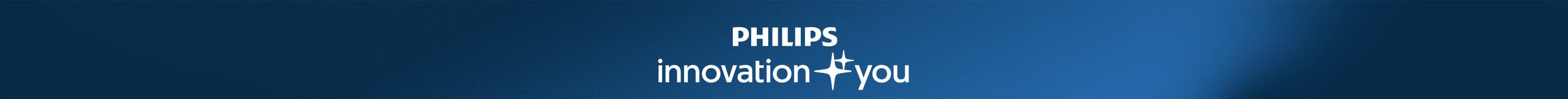 Philips. Innovation and you.