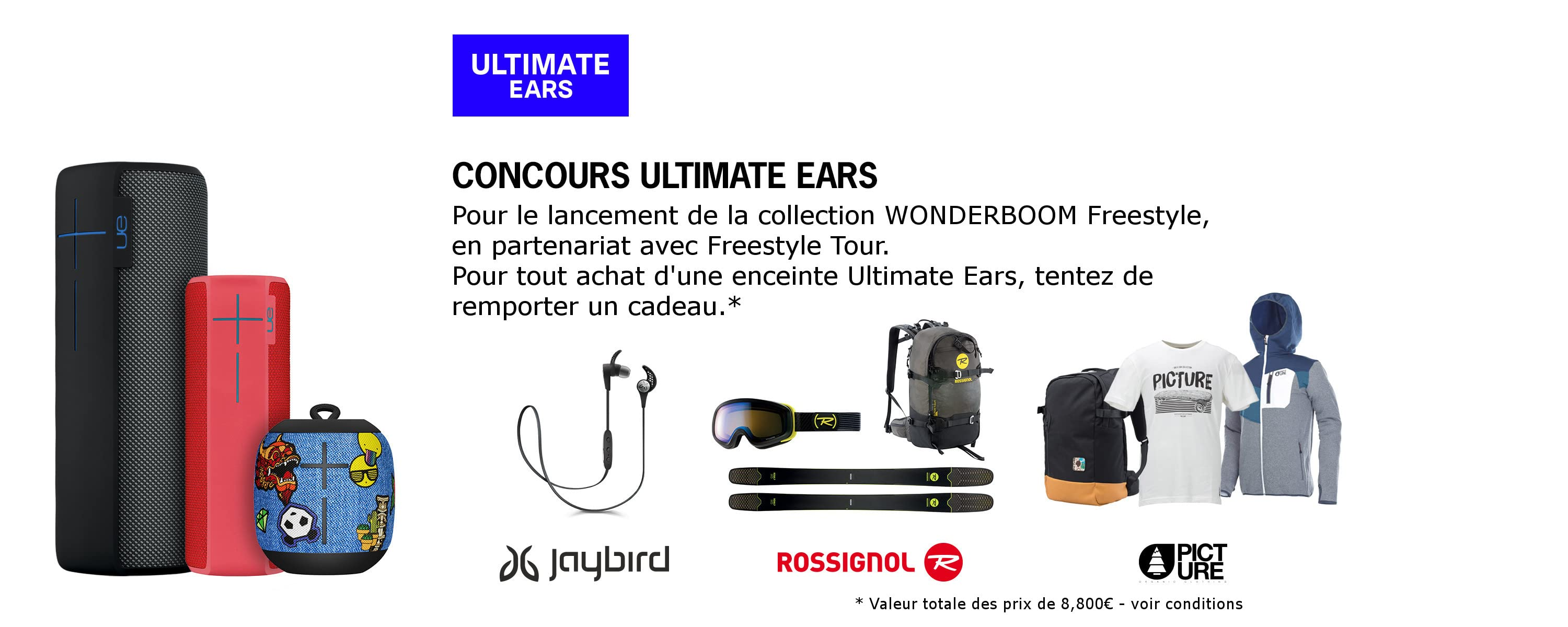 Concours Ultime Ears