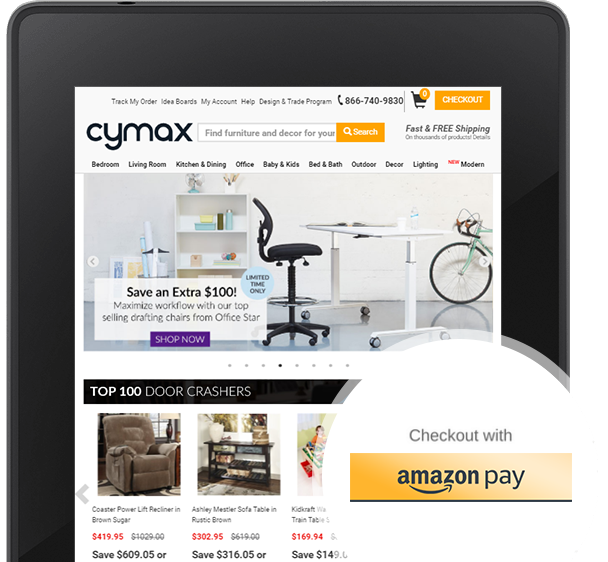The Cymax casestudy