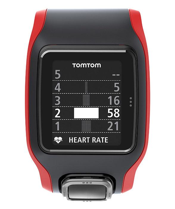 TomTom Multi-Sport Cardio GPS Watch (White): Amazon.ca ...