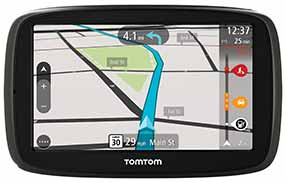 tomtom go 50 portable vehicle gps cell phones. Black Bedroom Furniture Sets. Home Design Ideas