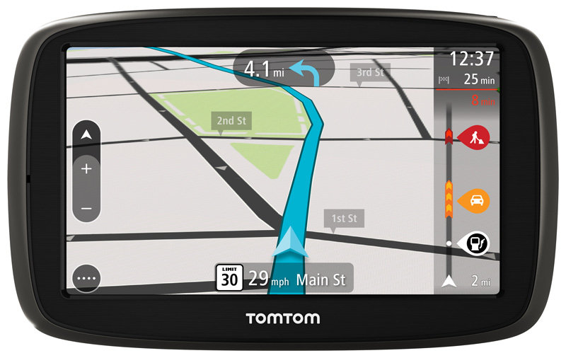 tomtom go 50 portable vehicle gps cell phones accessories. Black Bedroom Furniture Sets. Home Design Ideas