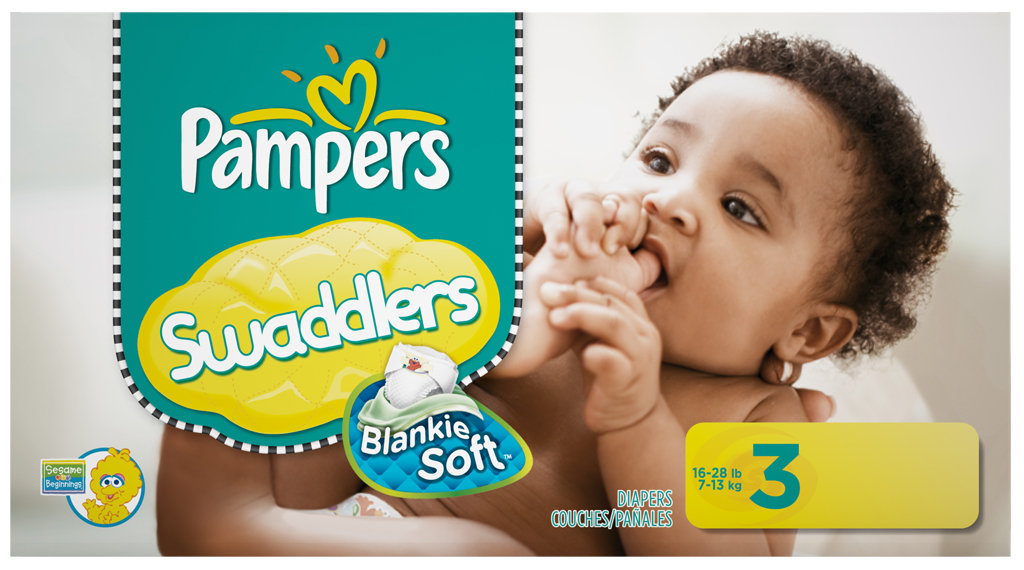 Amazon.com: Pampers Baby Dry Diapers Size 3 Jumbo Bag 36 Count ...