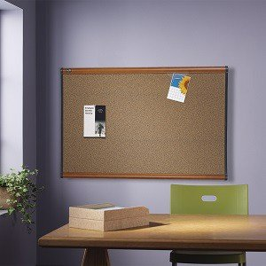 Amazoncom Quartet Prestige Colored Cork Bulletin Boards 4 X 3