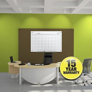 Infinity Magnetic Glass Calendar Board