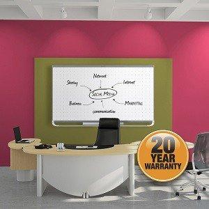 Prestige 2 Total Erase Magnetic Dry Erase Board