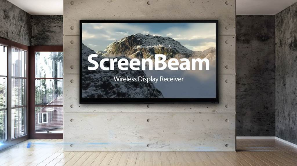 how to connect wireless display