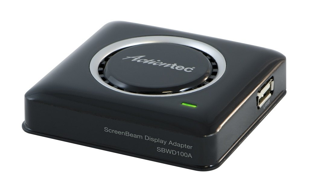 Actiontec SBWD100A Wireless Receiver Linux