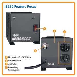 IS250 Feature Focus
