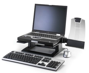 LX600MB Easy-Adjust Notebook and Projector Riser