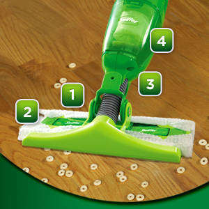 Swiffer SweeperVac