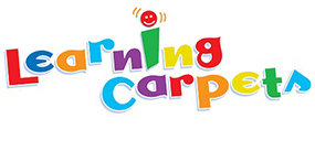 Learning Carpets logo.