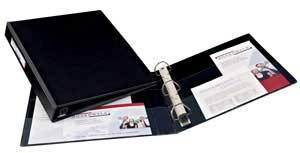 Heavy-duty binders (lifestyle)