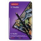 Studio Colored Pencils, 12-Ct.
