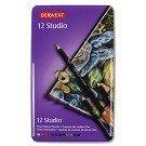 Studio Colored Pencils, 12ct.