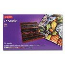Studio Colored Pencils, 72-Ct., Box