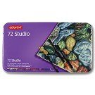 Studio Colored Pencils, 72-Ct.