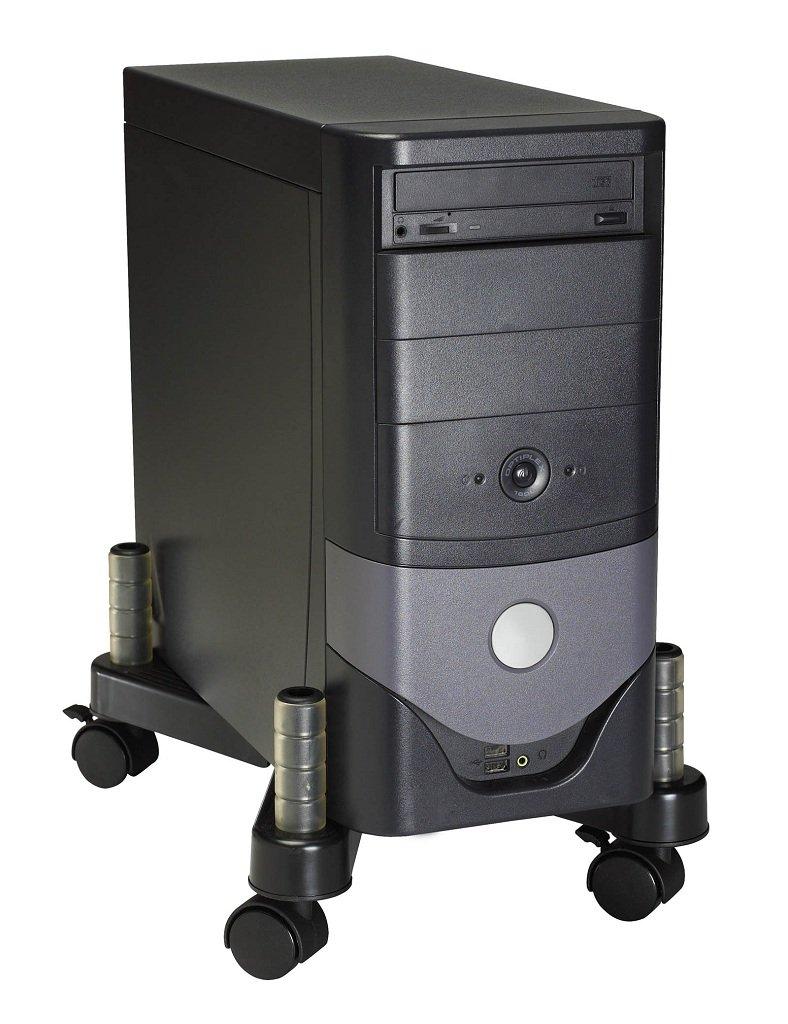 Amazon Com 3m Adjustable Cpu Stand Cs100mb Computer