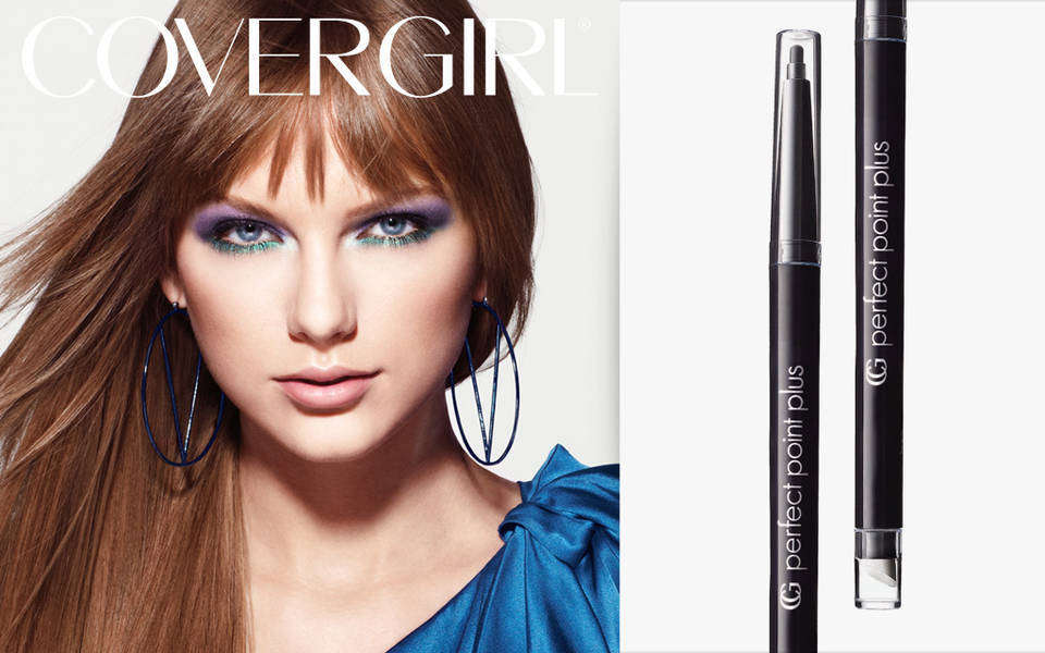 Amazon.com : CoverGirl Perfect Point Plus Eyeliner, Charcoal (N) 205