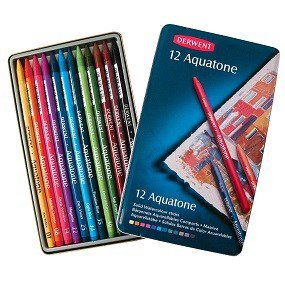 12-Ct., Woodless Watercolor Pencils