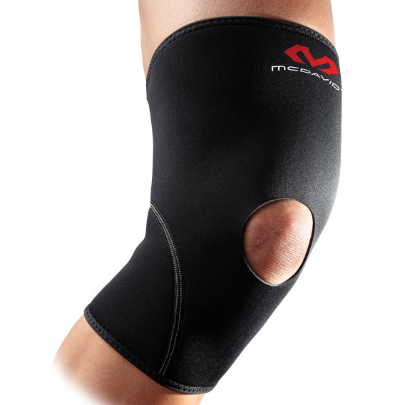 Amazon.com: McDavid 402 Knee Support with Open Patella